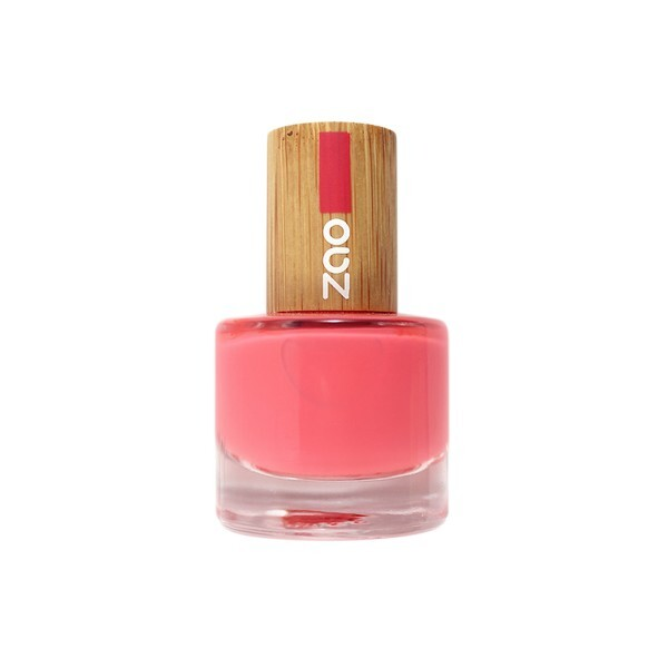 Zao MakeUp - Vernis a ongles 656 Corail