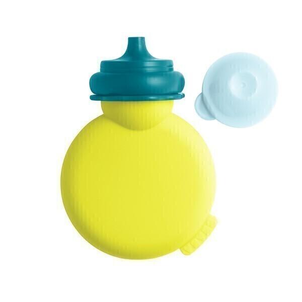 Babypote neon bleu beaba la r f rence - Temps de conservation compote maison pour bebe ...