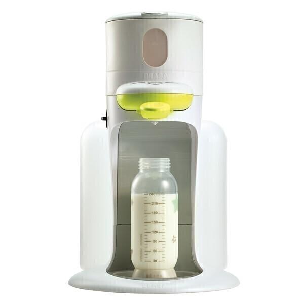 Beaba - Bib'expresso ® Steril Neon - préparateur biberon