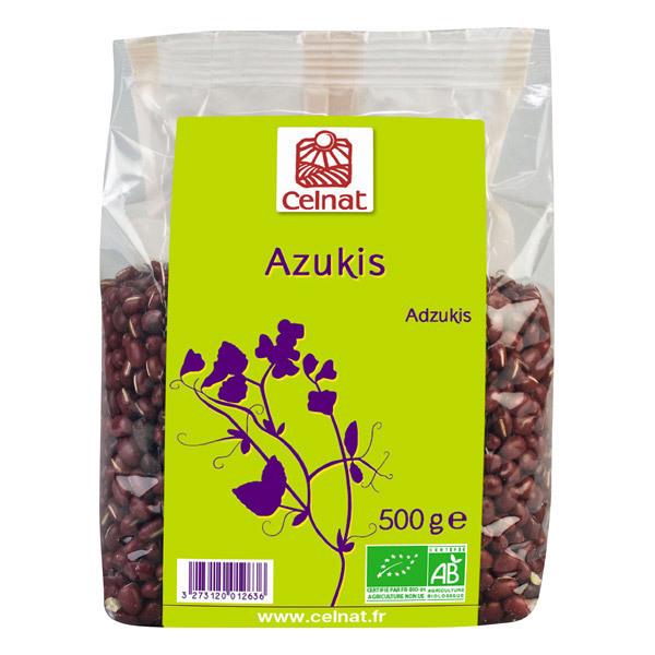 Celnat - Azukis - haricots rouges 3Kg