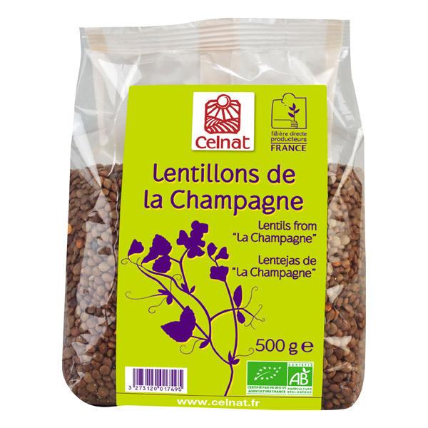 Celnat - Lentillons de la Champagne 3kg