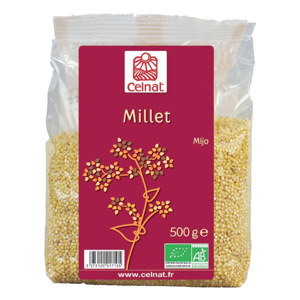 Celnat - Millet bio - 500 g