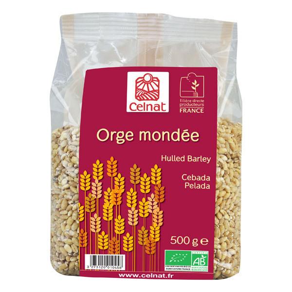 Celnat - Orge Mondée bio - 500 g