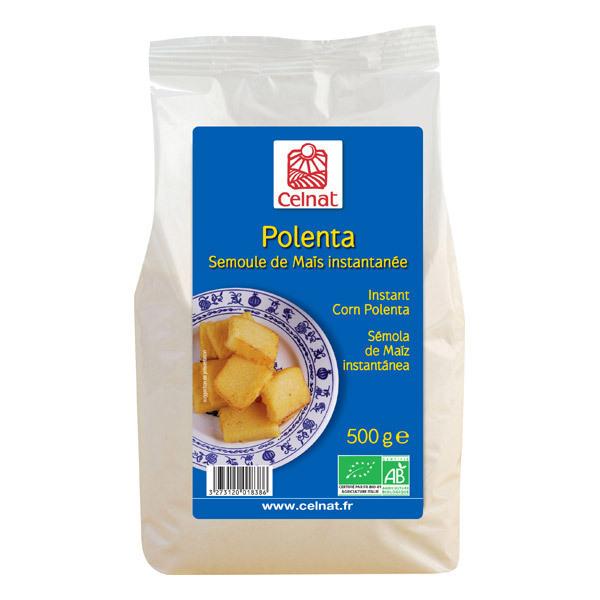 Celnat - Polenta semoule de maïs instantanée 3kg