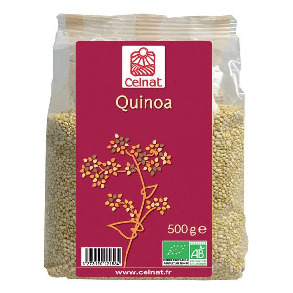 Celnat - Quinoa bio - 3 kg