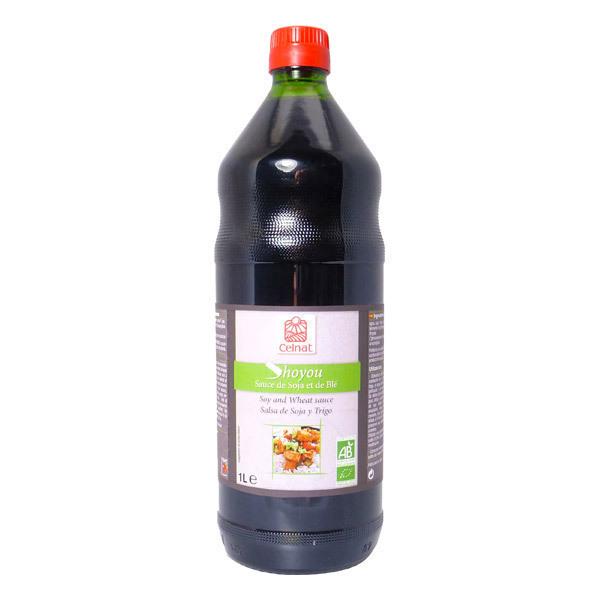 Celnat - Shoyou bio - 1 L