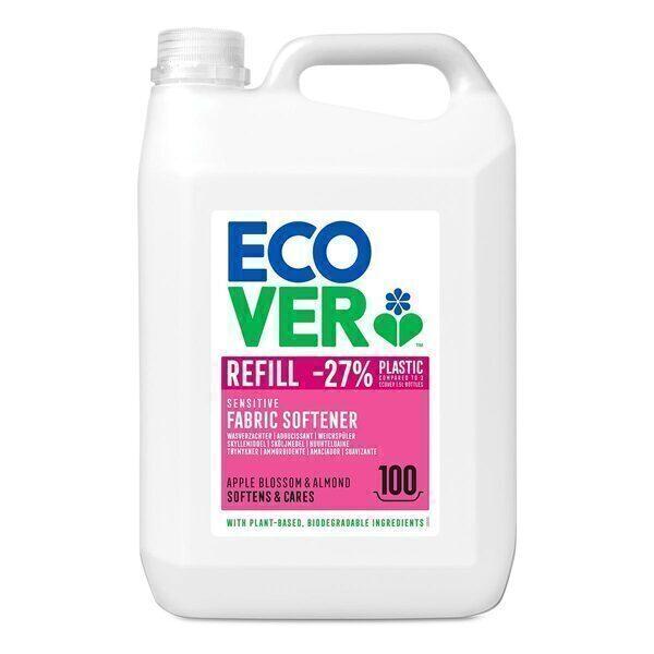 Ecover - Adoucissant Fleur de Pommier et Amande 5L