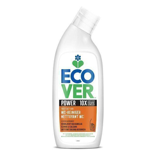 Ecover - Nettoyant WC Power Citron et Orange 75cl