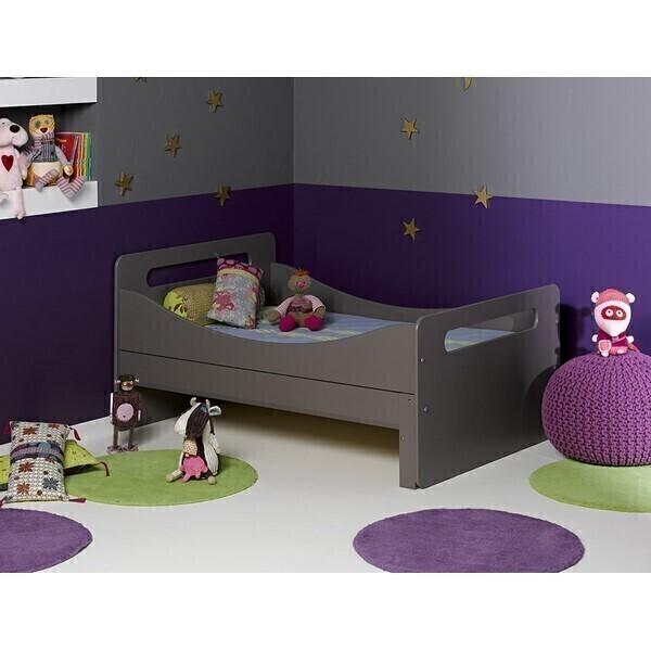 lit volutif feroe 90x140 190cm taupe junior provence la r f rence bien tre bio. Black Bedroom Furniture Sets. Home Design Ideas