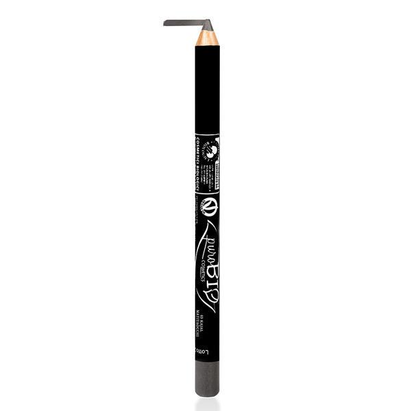 PuroBIO Cosmetics - Crayon yeux gris sombre n°3