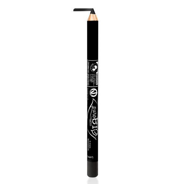 PuroBIO Cosmetics - Crayon yeux noir n°1
