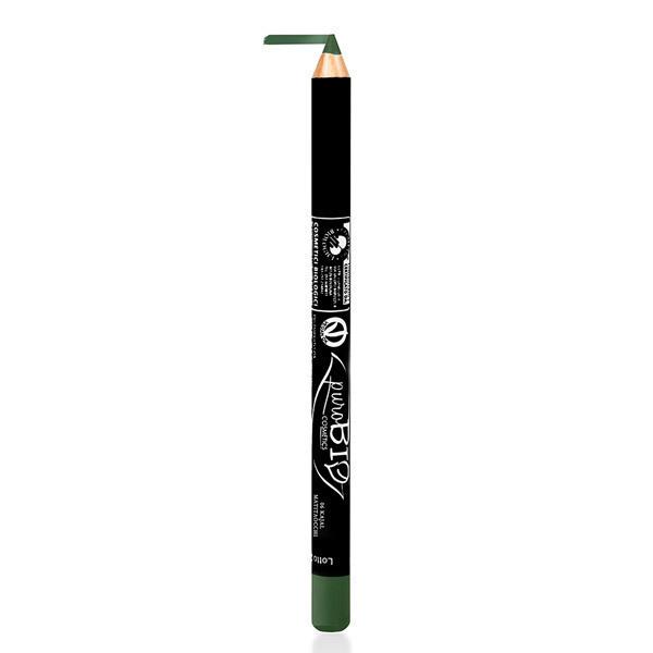 PuroBIO Cosmetics - Crayon yeux vert bouteille n°6