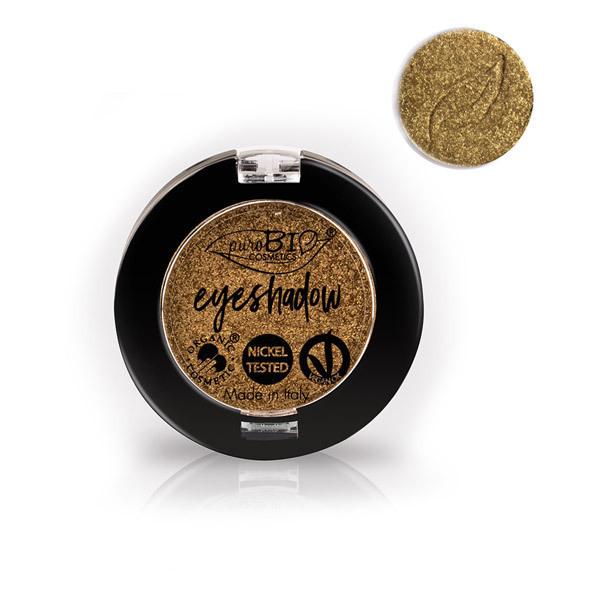 PuroBIO Cosmetics - Fard à paupière nacré cuivre clair n°16
