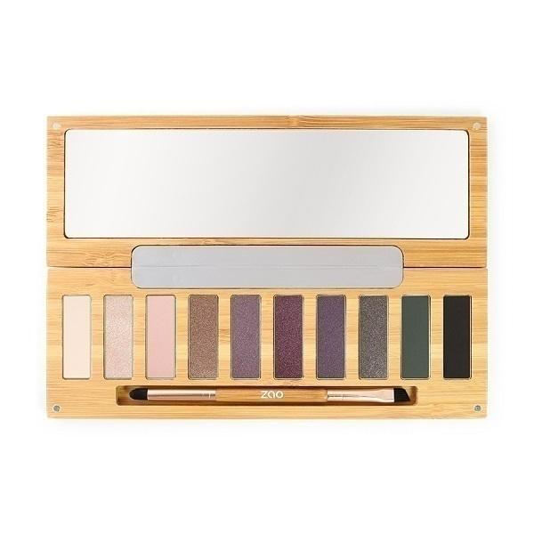 palette clin d oeil 10 ombres paupi re bio zao makeup acheter sur. Black Bedroom Furniture Sets. Home Design Ideas