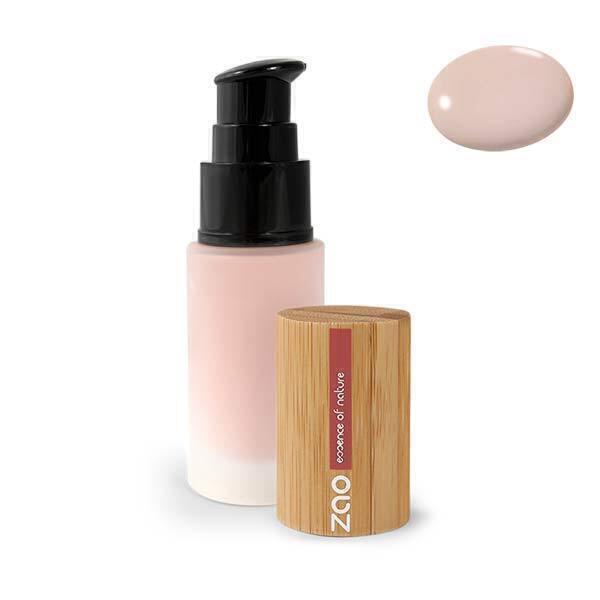 Zao MakeUp - Soie de teint 712 Rosé clair