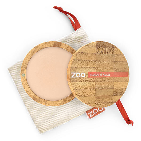 Zao MakeUp - Terre cuite minérale 346 Matifiante