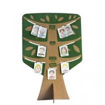 Pirouette cacahouete - Kit Mon arbre genealogique 4-11ans