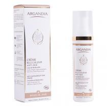 Argandia - Crème Anti-âge Riche Argan et Figue de Barbarie - 50 mL