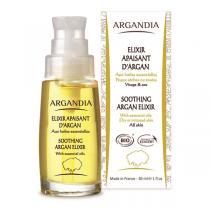 Argandia - Elixir apaisant d'argan aux huiles essentielles - 30 mL