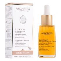 Argandia - Elixir aux 5 roses d'argan aux huiles essentielles - 30 mL