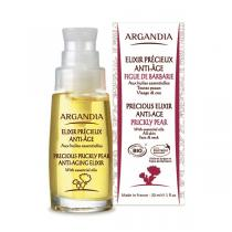 Argandia - Elixir anti-âge argan et figue de Barbarie 30ml