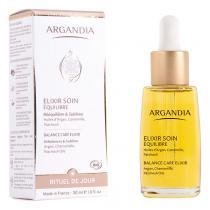 Argandia - Elixir rééquilibrant d'argan aux huiles essentielles - 30 mL