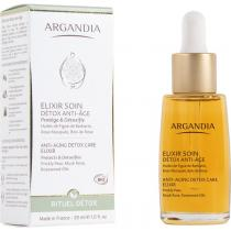 Argandia - Elixir Soin Détox anti-âge figue de Barbarie 30ml