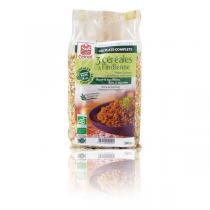 Celnat - Boulgour 3 céréales à l'indienne bio - 300 g
