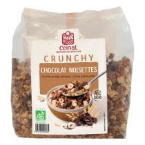 Celnat - Crunchy Chocolat Noisettes bio - 500g