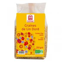 Celnat - Graines de Lin Doré bio - 3Kg