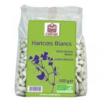 Celnat - Haricots Blancs bio - Origine France - 3 kg