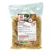 Celnat - Macaroni demi complets bio - 500g