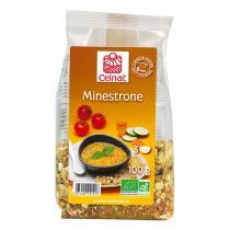 Celnat - Soupe Minestrone bio - 100 g