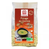 Celnat - Potage au Quinoa bio - 100 g