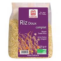Celnat - Riz Doux complet bio - 500g