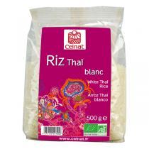Celnat - Riz Thaï blanc bio - 500g