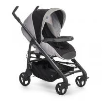 Chicco - Poussette Trio Love Motion Black night Combiné