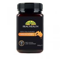 Real Health - Miel de Manuka Sauvage Australien MGO 100 - Pot de 500g