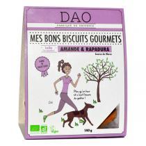 Dao - Biscuits Amande et Rapadura vegan bio - 140 g