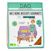 Dao - Biscuits Café Guarana vegan bio - 140 g