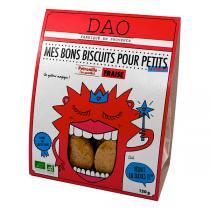 Dao - Biscuits Fraise - 130 g