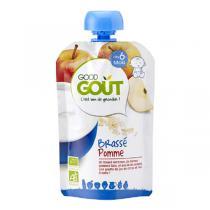 Good Gout - Lot 2 Gourdes brassé pomme 90g