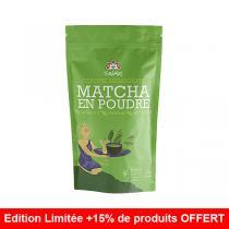 Iswari - Matcha Bio en poudre - Edition Limitée - 70g + 15% OFFERT