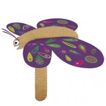 Pirouette cacahouete - Kit Mes papillons volants 4-11ans