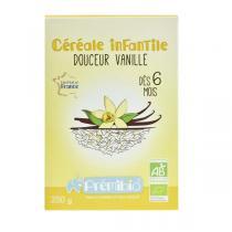 Prémibio - Céréale infantile Douceur vanille bio - Dès 6 mois - 250 g