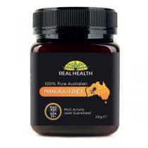 Real Health - Miel de Manuka Sauvage Australien MGO 830 - Pot de 250g