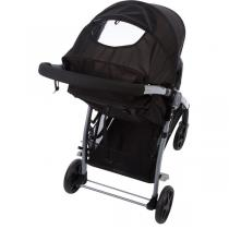 Safety 1St - Poussette pack duo Step & go Noire