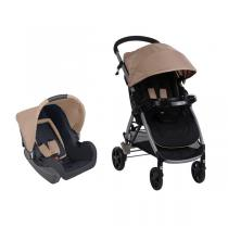 Safety 1St - Poussette Pack duo Step & Go Beige