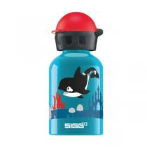 Sigg - Gourde Kid 0,3L 2017 Orca Family