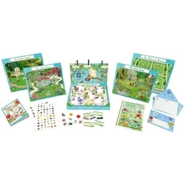 Amulette - Jeu - Mon jardin secret Dès 6ans
